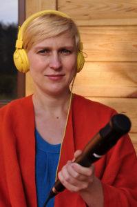 Kasia Błaszczyk reportażu