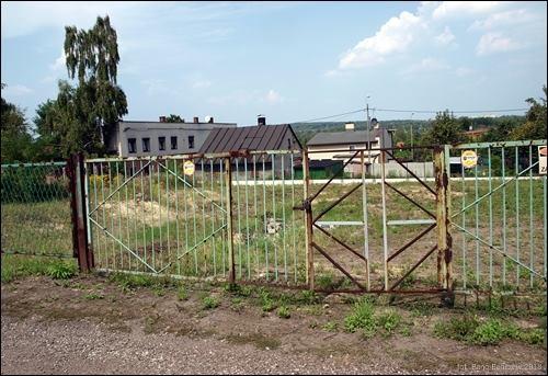Tu był obóz w Kochlowicach. Fot: Beno Beczew