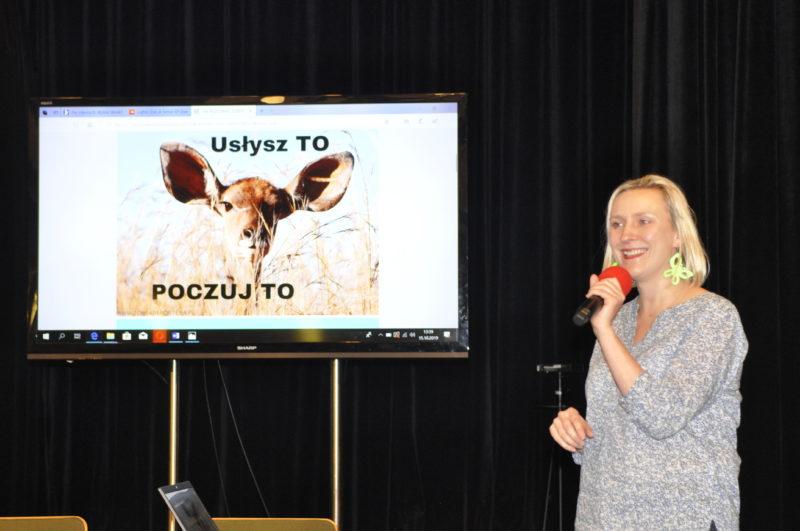 Katarzyna Błaszczyk-Jak budować sceny w reportażach