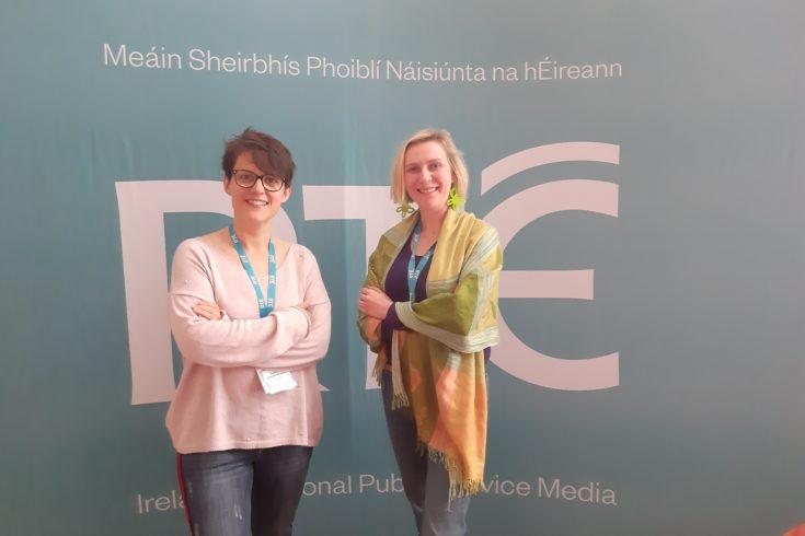 Katarzyna Błaszczyk i Ewelina Kosałka - Pasja na IFC 2019, już wtedy rosła popularność podcastów