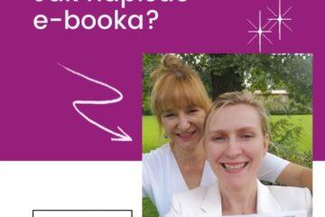 napisać e-booka