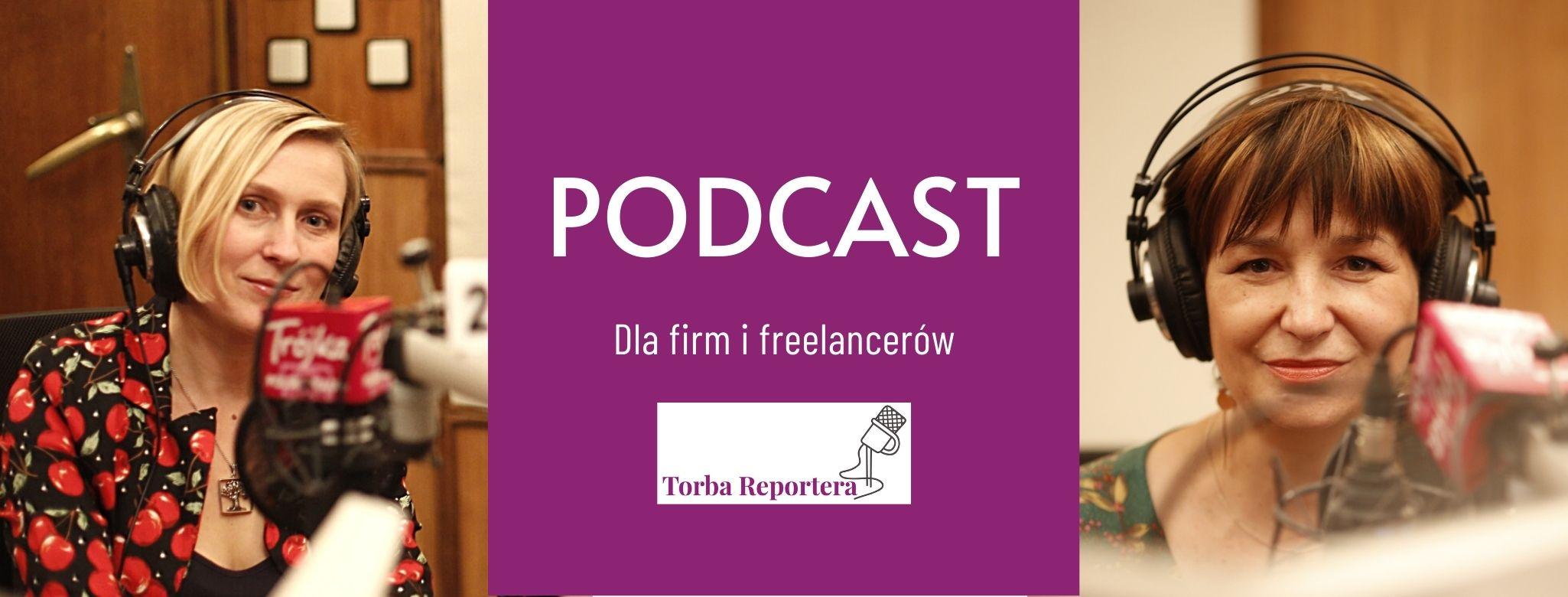 podcast dla firm